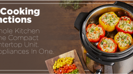 Pressure Air Fryer with 44 Functions