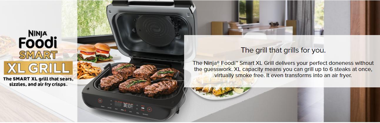 Ninja Foodi Smart XL Grill REVIEW